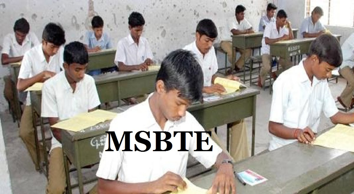 MSBTE Model Paper 2020 (Summer & Winter) 1st 2nd 3rd 4th 5th 6th Semester with Answer Paper 2020