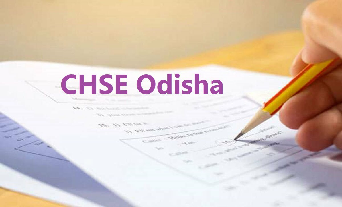 CHSE 12th Syllabus 2021 BSE Odisha XII Book 2021 Odisha +2 Textbook 2021