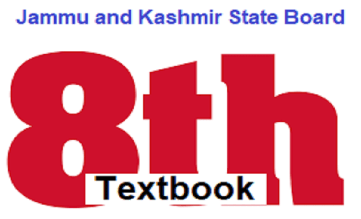 JKBOSE आठवीं कक्षा की पुस्तक 20212022 J&K बोर्ड 8वीं पाठ्यक्रम 2021 JKBOSE 8वीं पाठ्यपुस्तक 2021